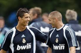 Benzema dan Ronaldo