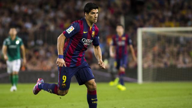 Suarez, Liga Champions, La Liga, Copa del Rey